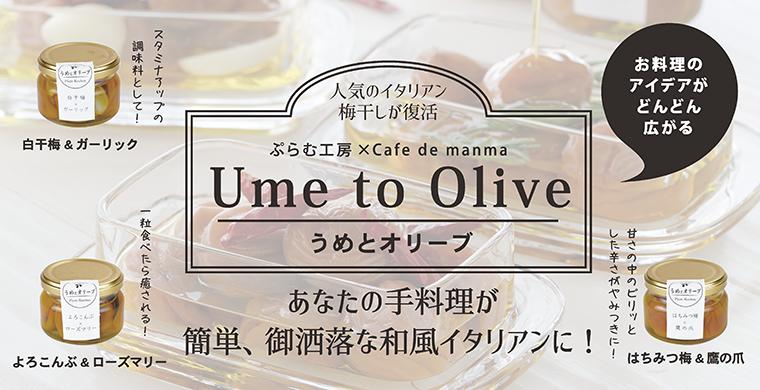 Ume de Olive (ウメ・デ・オリーブ)